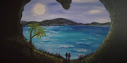 Paint & Sip - Tropical Paradise