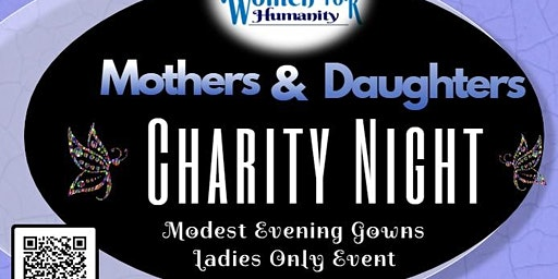 Mothers & Daughters Charity Night