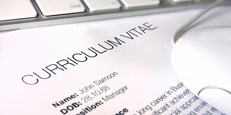 Job search and CV writing - Taster Session tickets