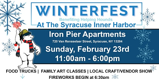 Winterfest at The Syracuse Inner Harbor