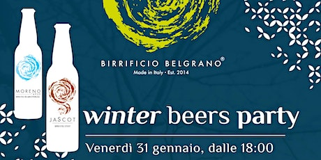 Winter Beers Party biglietti