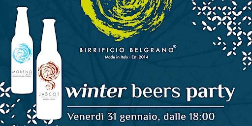 Winter Beers Party