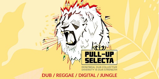 Reggae Party avec le Pull-Up Selecta au Baril Roulant