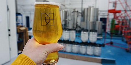 Double-Barrelled Brewery Tour tickets
