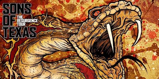 Sons of Texas w/Sunflower Dead