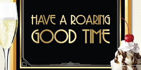 """HIE """"ROARING LIKE THE 20S"""" DECADE KICK-OFF HAPPY HOUR tickets"""