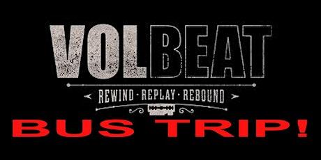 Volbeat Bus Trip  tickets