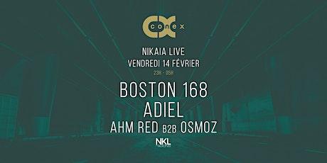 Conex :: Boston 168 · 14 février · Nikaia Live · Nice billets
