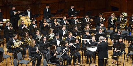 The University Wind Ensemble of Boston College presents: The Speed of Heat tickets
