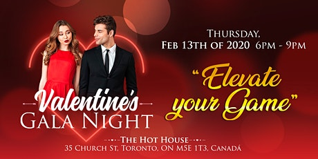 Valentine's Gala Night tickets