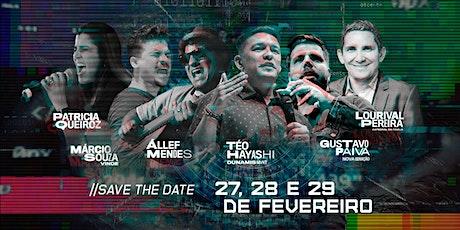 CONFERÊNCIA VINDE 2020 - OVERVIEW ingressos
