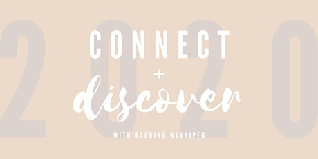 Connect + Discover 2020 tickets