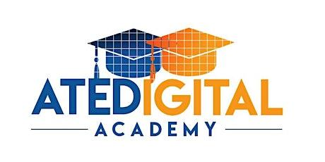 Presentazione dei percorsi digitali dell'Accademia Ated biglietti