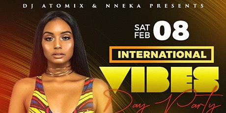 International Vibes Day Party tickets