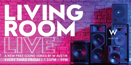 Living Room Live tickets