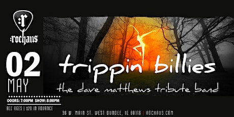 Trippin Billies - The Dave Matthews Tribute Band tickets