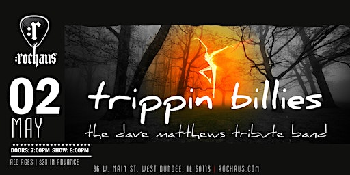 Trippin Billies - The Dave Matthews Tribute Band