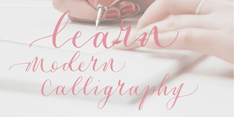 Beginners Modern Calligraphy with ERA Calligraphy, The Wedding Present Co., Chelsea tickets