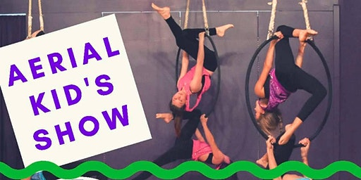 Aerial Kids Show 2020- 3:00pm