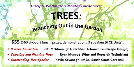 'A Day in the Garden' with Guelph-Wellington Master Gardeners tickets