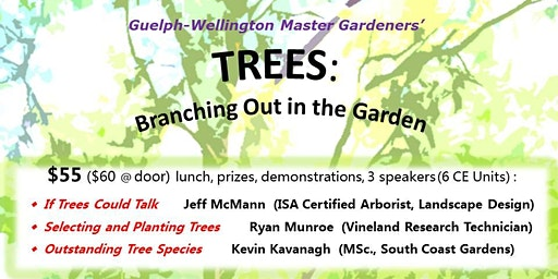 'A Day in the Garden' with Guelph-Wellington Master Gardeners