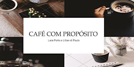 Café Com Propósito Replay  ingressos