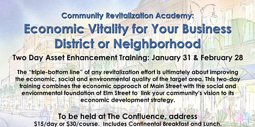 Community Revitalization Academy