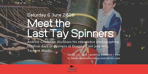 Talk: Meet the Last Tay Spinners