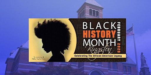 Black History Month Kingston Breakfast Mixer