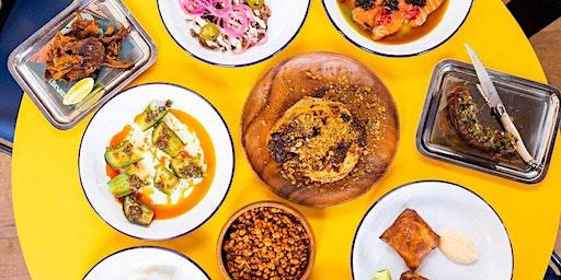 WA Food Cartel Dinner - Fringe Edition