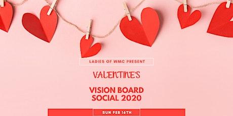 WMC Ladies Present: Valentine's Vision Board Social tickets