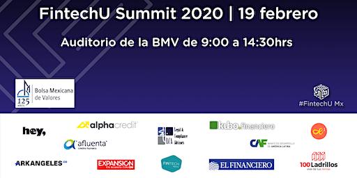 FintechU Summit MX 2020