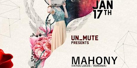 Mahony (Vatos Locos/Romania) at The Hangar tickets