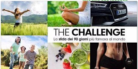 The challenge party biglietti