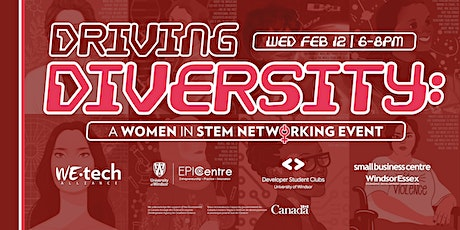 Driving Diversity: Women in STEM Networking Event tickets