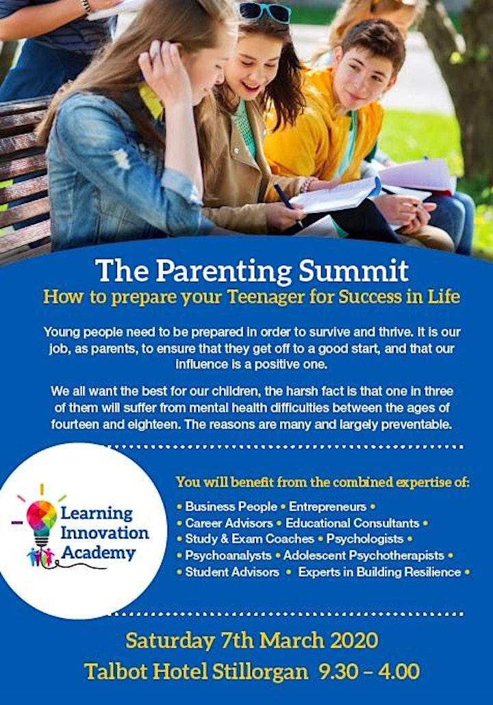 The Parenting Summit image