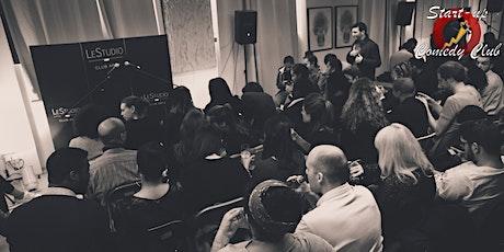 Start-up Comedy Club #62 (2ème de 2020) billets