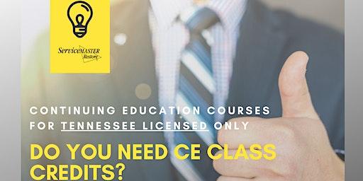 Continuing Education Classes : Full Day- 3HR Hoarding & 3HR Ethics