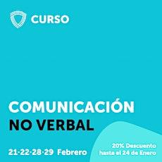 CURSO COMUNICACIÓN NO VERBAL tickets