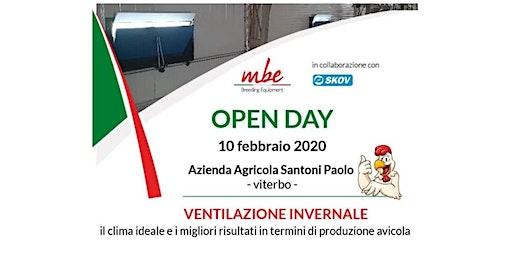 OPEN DAY-AZIENDA AGRICOLA SANTONI PAOLO
