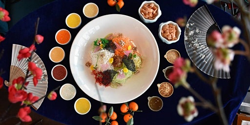 Lo Hei Celebration with Flabusters