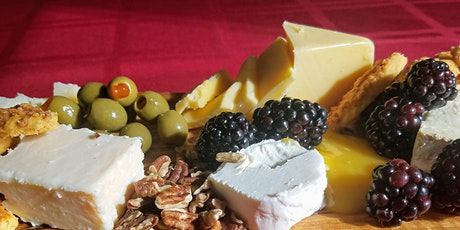 Valentine's Date Night--with Cheese! tickets