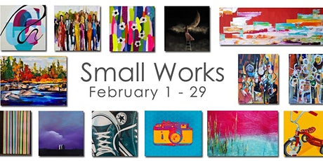 Small Works Exhibition tickets