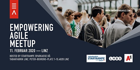 Empowering Agile Meetup Linz Tickets