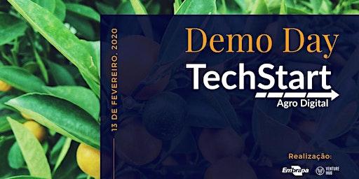 Demo Day TechStart Agro Digital