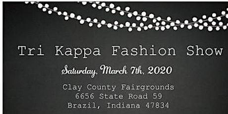 Tri Kappa Fashion Show tickets
