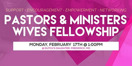 Pastors and Ministers Wives Fellowship