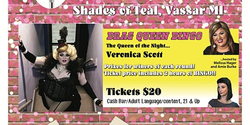 Drag Queen Bingo - Vassar