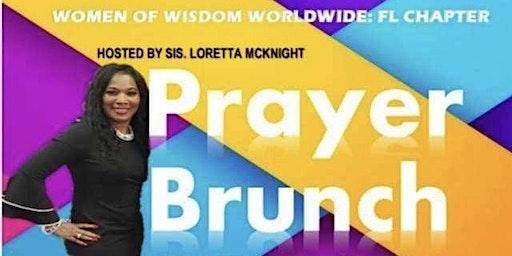 Women of Wisdom (WOW) Prayer Brunch