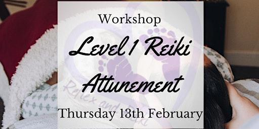 Reiki Level 1 Attunement